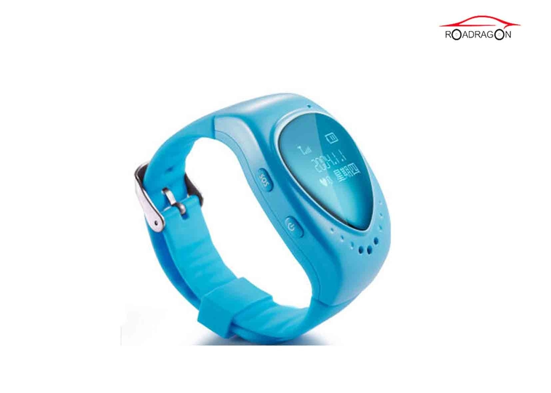 Android Wifi GPS Locator Watch , Wrist Kid Locator GPS Watch Two Ways Call