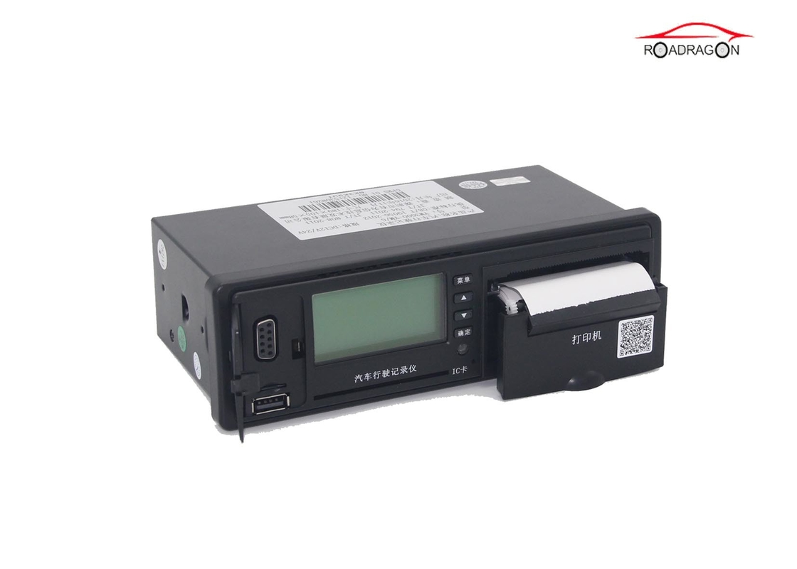 Passenger transport GPS Digital Tachograph Satellite Location Printer platform