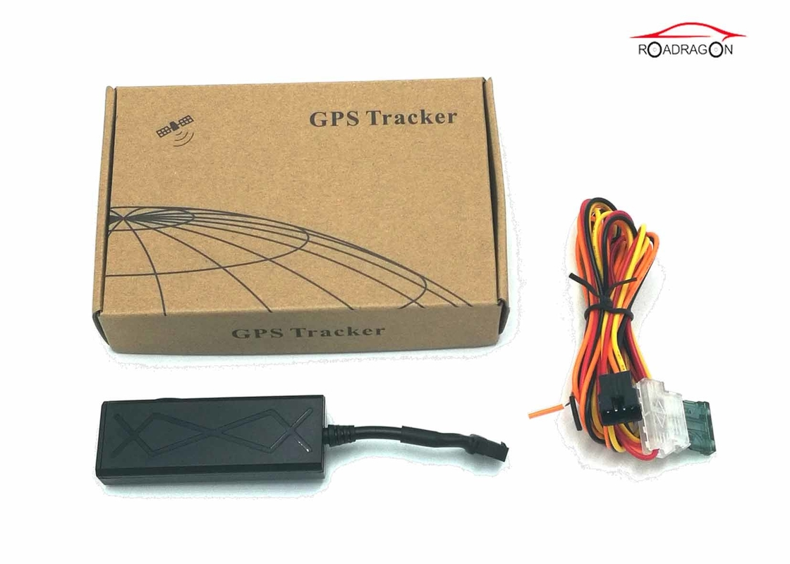 Digital 2G Real Time GPS Vehicle Tracker Vibration Alarm Travel Path Recorder
