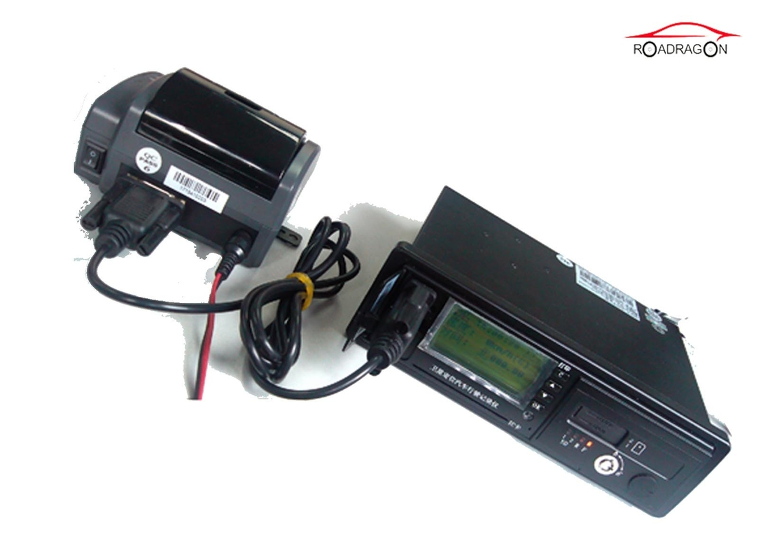 3G 4G RFID Media Analysis Remote Download Tachograph Signal Detecting / Controling