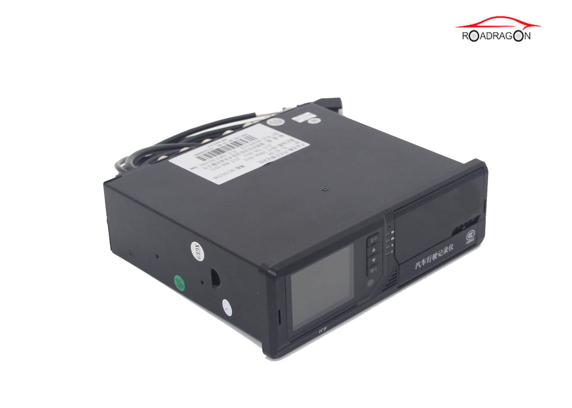 Mobile GPS Digital Tachograph DVR Video Recorder Wireless Cams Track Storage